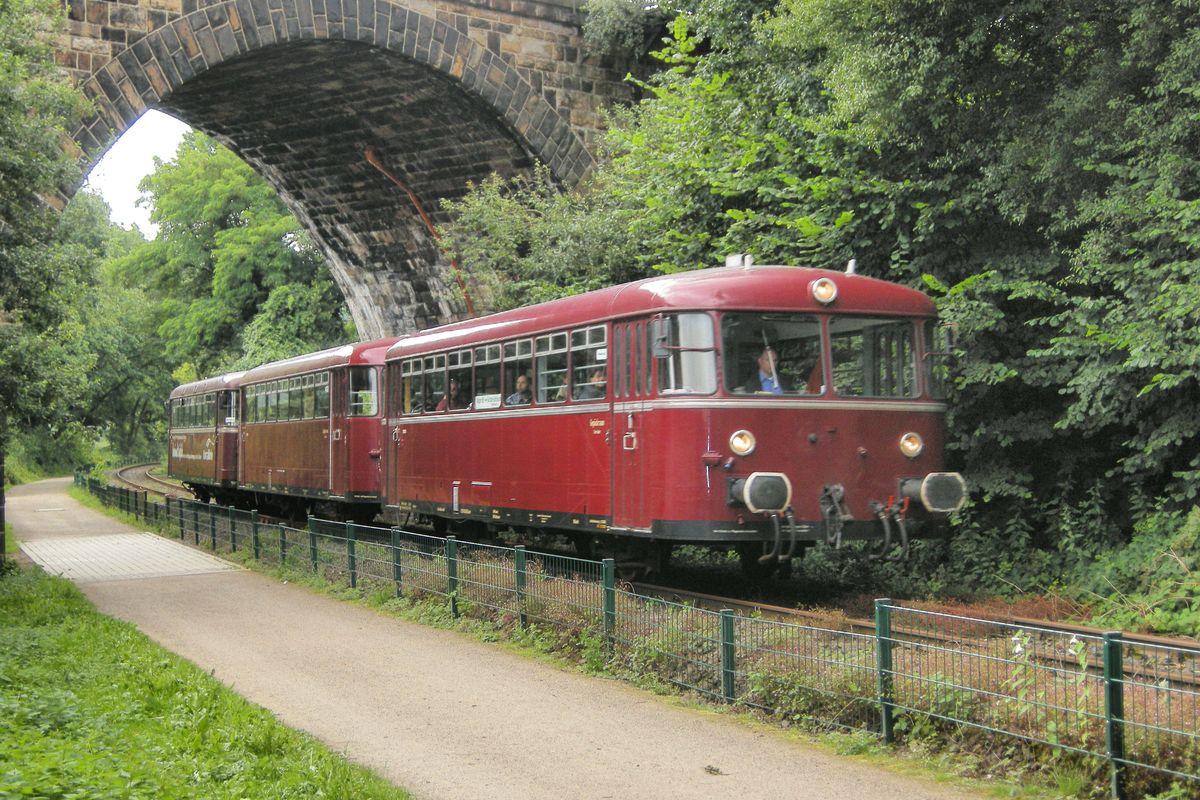 Bild der RuhrtalBahn Schienenkreuzfahrt West