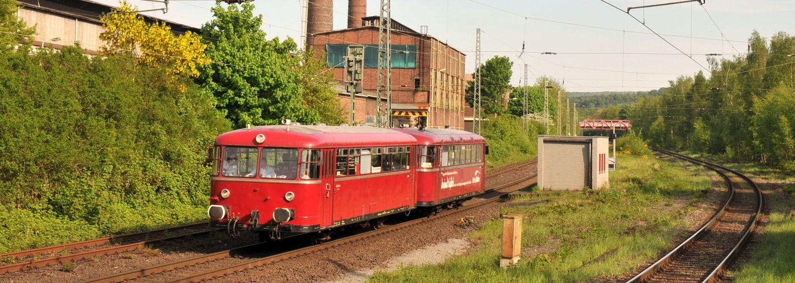 Bild der RuhrtalBahn Schienenkreuzfahrt Ost