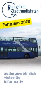 Ruhrgebiet Stadtrundfahrten Plan